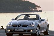 фото Mercedes-Benz SLK родстер R171