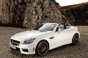 фото Mercedes-Benz SLK AMG родстер R172