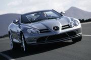 фото Mercedes-Benz SLR кабриолет C199