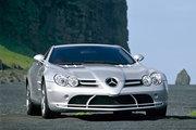 фото Mercedes-Benz SLR купе C199