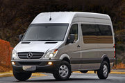 фото Mercedes-Benz Sprinter микроавтобус W906