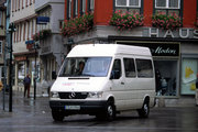 фото Mercedes-Benz Sprinter микроавтобус W901-905