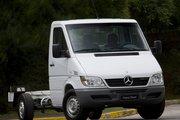 фото Mercedes-Benz Sprinter шасси W901-905 2-й рестайлинг
