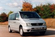 фото Mercedes-Benz Vito микроавтобус W638