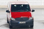 фото Mercedes-Benz Vito микроавтобус W639 рестайлинг