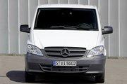 фото Mercedes-Benz Vito легковой фургон W639 рестайлинг