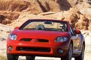 фото Mitsubishi Eclipse Spyder кабриолет 4G