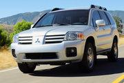 фото Mitsubishi Endeavor кроссовер 1 поколение