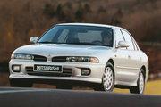 фото Mitsubishi Galant седан 7 поколение