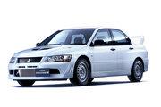 фото Mitsubishi Lancer Evolution седан 5 поколение