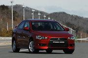 фото Mitsubishi Lancer седан 6 поколение