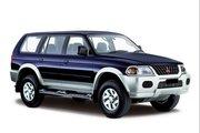 фото Mitsubishi Pajero Sport внедорожник 1 поколение