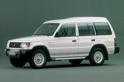 фото Mitsubishi Pajero High Roof Wagon внедорожник 2 поколение