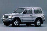 фото Mitsubishi Pajero Metal Top внедорожник 2 поколение