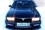 фото Mitsubishi Sigma седан 4 поколение