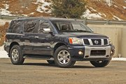 фото Nissan Armada внедорожник 1 поколение