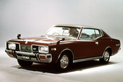 фото Nissan Cedric купе 330