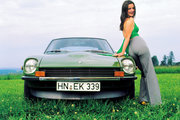 фото Nissan Fairlady Z фастбэк S30