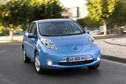 фото Nissan Leaf хетчбэк 1 поколение