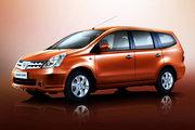фото Nissan Livina Grand минивэн 1 поколение