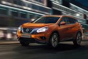 Nissan Murano,  3.5 бензиновый, вариатор, кроссовер