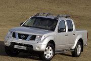фото Nissan Navara пикап D40