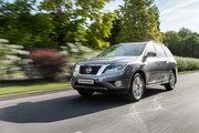 фото Nissan Pathfinder