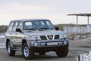 фото Nissan Patrol внедорожник Y61