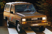 фото Nissan Patrol внедорожник 160/260 2-й рестайлинг