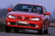 фото Nissan Primera седан P11 рестайлинг
