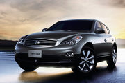 фото Nissan Skyline Crossover