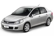 фото Nissan Tiida седан C11 рестайлинг