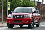фото Nissan Titan Crew Cab пикап 2 поколение