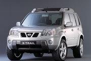 фото Nissan X-Trail кроссовер T30