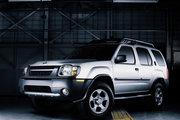 фото Nissan Xterra внедорожник WD22 рестайлинг