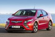 фото Opel Ampera