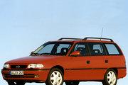 фото Opel Astra универсал F рестайлинг