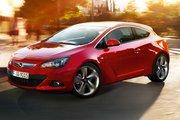 фото Opel Astra GTC хетчбэк J