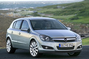 фото Opel Astra хетчбэк Family/H рестайлинг