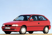 фото Opel Astra хетчбэк F рестайлинг