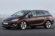 фото Opel Astra Sports Tourer универсал J рестайлинг