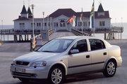 фото Opel Astra седан G