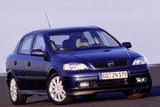 фото Opel Astra хетчбэк G