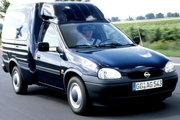 фото Opel Combo легковой фургон B