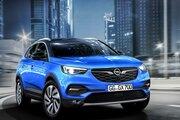 Opel Grandland X,  1.6 бензиновый, автомат, внедорожник