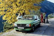 фото Opel Kadett фастбэк D
