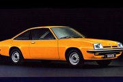 фото Opel Manta купе B