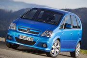 фото Opel Meriva OPC минивэн 1 поколение рестайлинг