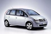 фото Opel Meriva минивэн 1 поколение