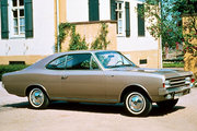 фото Opel Rekord купе C